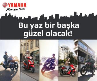 YAMAHA MOTOSIKLET