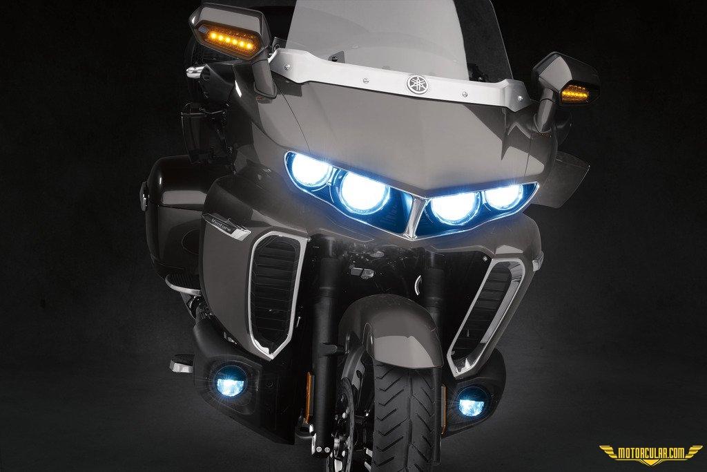 Yamaha Star Venture 2018