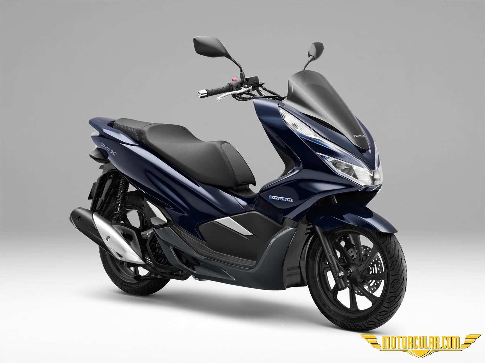Honda PCX 125 Hybrid