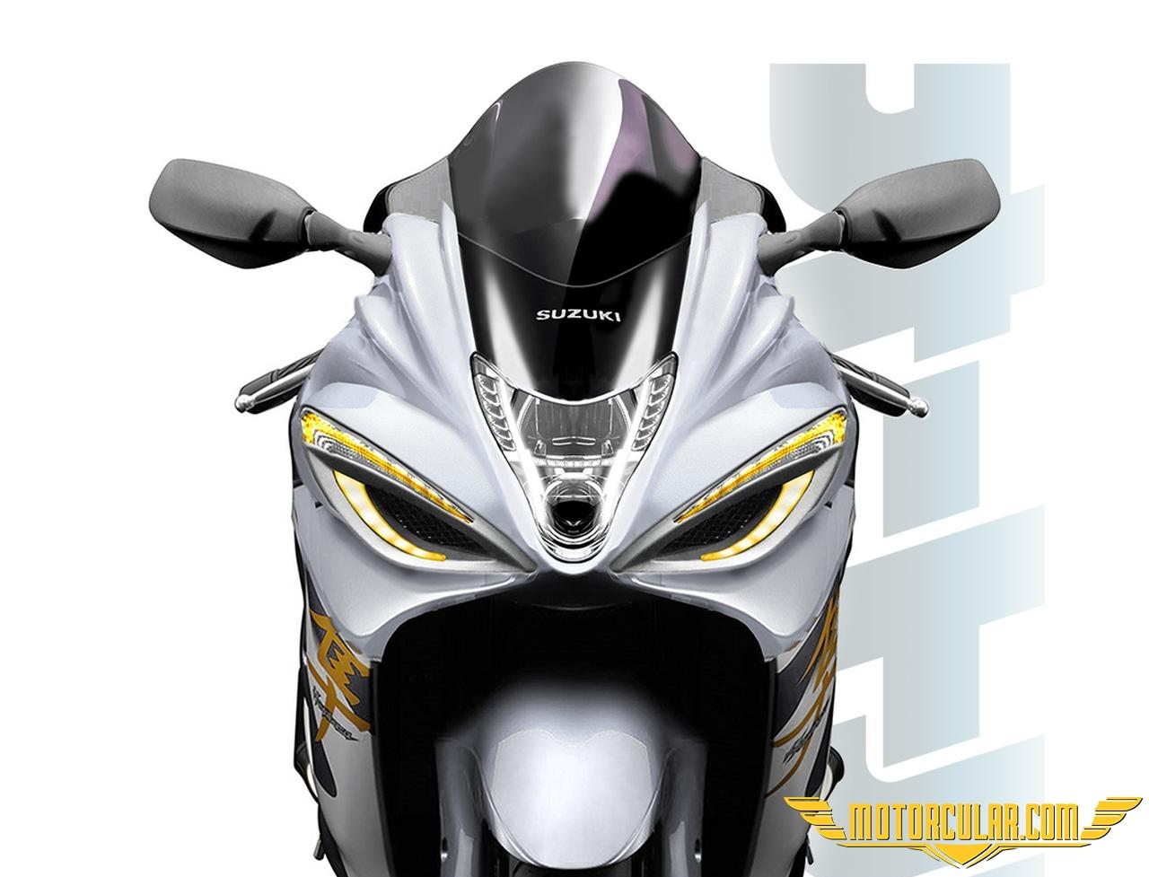 Suzuki Hayabusa 2019
