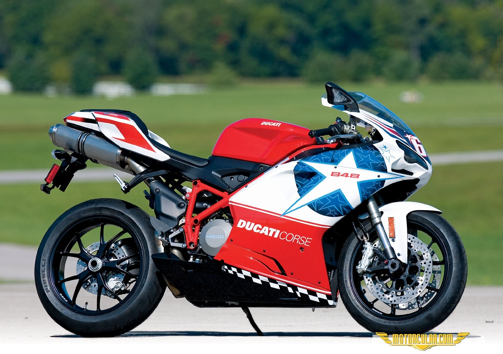 848 Nicky Hayden Edition