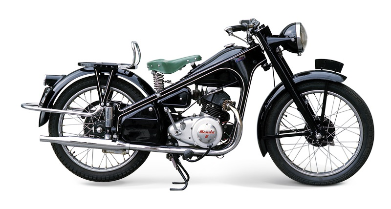 Honda Dream E  1951