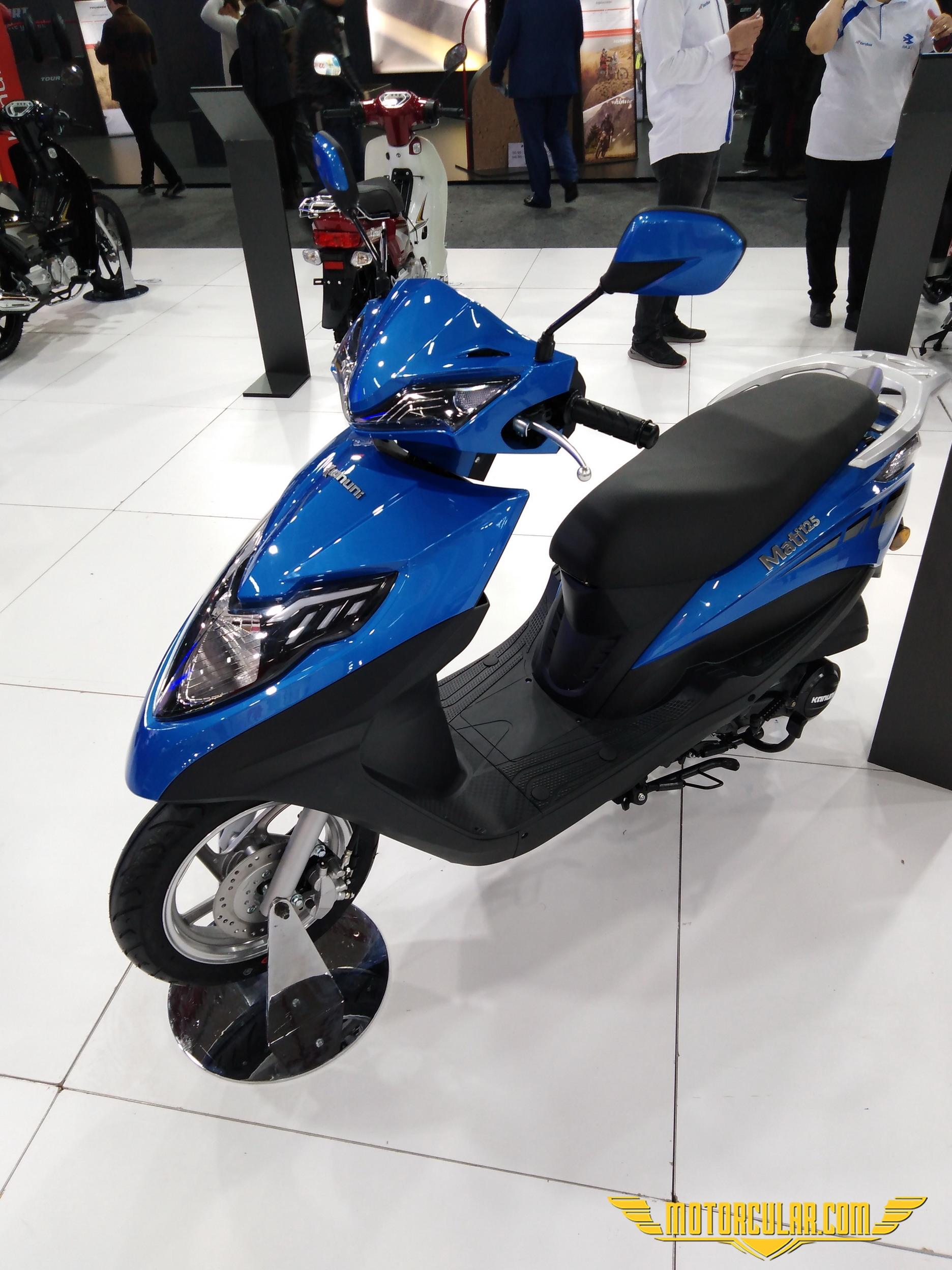 2015 Haojue DA135 S Tanıtımı   motorcular.com