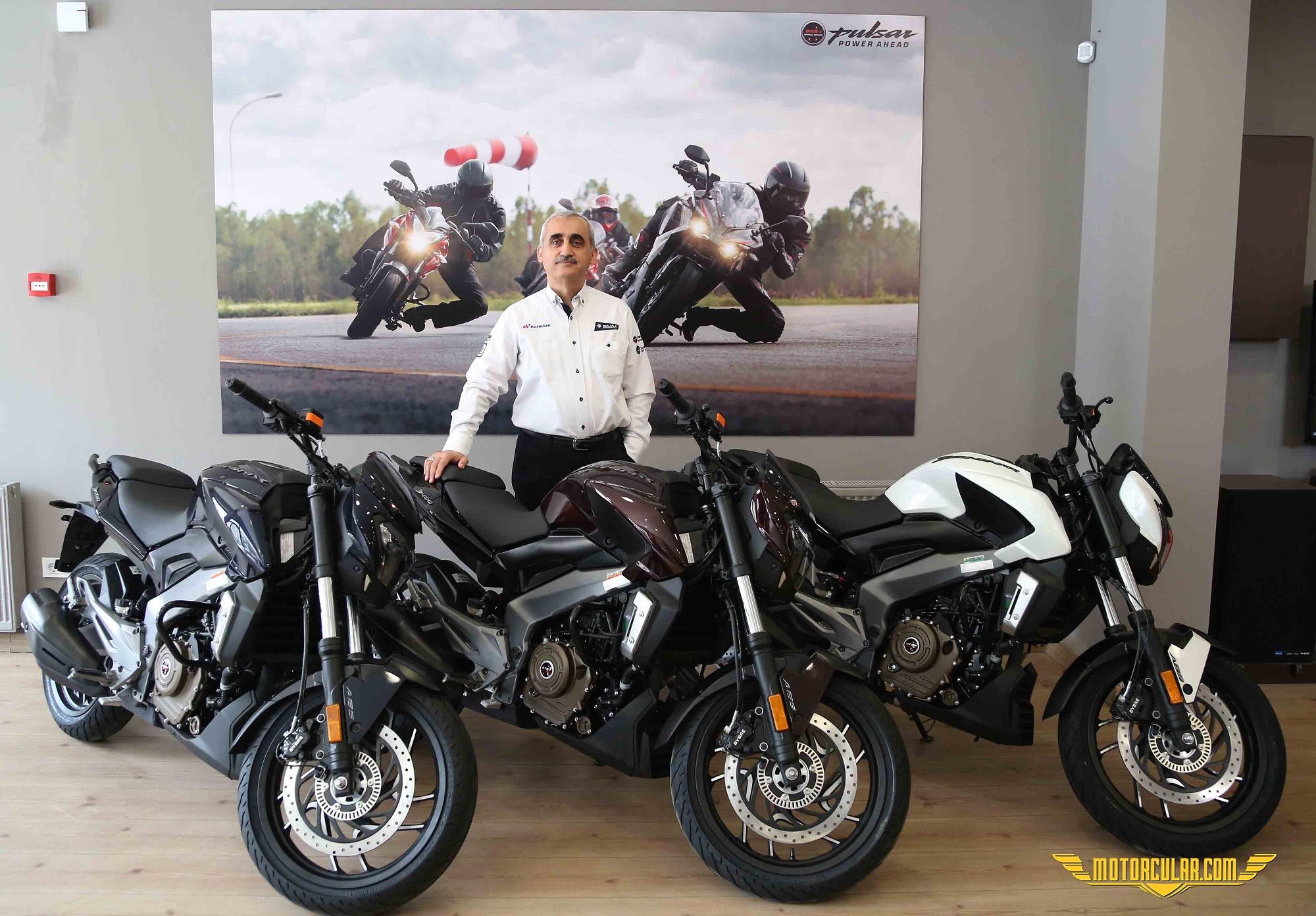 2019 Bajaj PULSAR RS 200 Motosiklet Modelleri ve Fiyatları