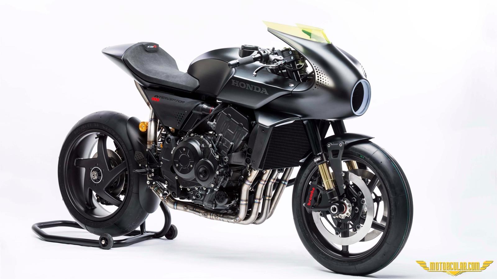 Honda CB4 Konsepti