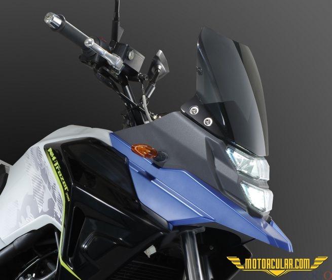 SYM Trazer 200 www.motorcular.com