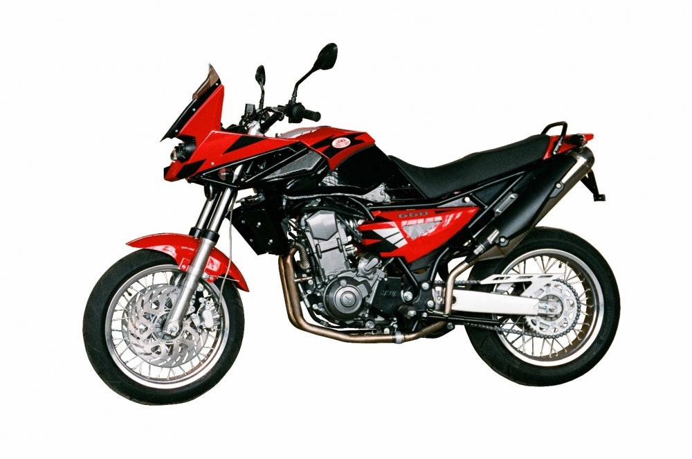 Мотоцикл Ява 660 люкс фото