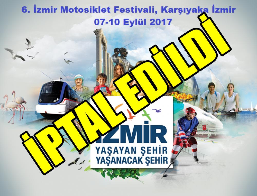 6. İzmir Motosiklet Festivali, Karşıyaka İzmir 07-10 Eylül 2017