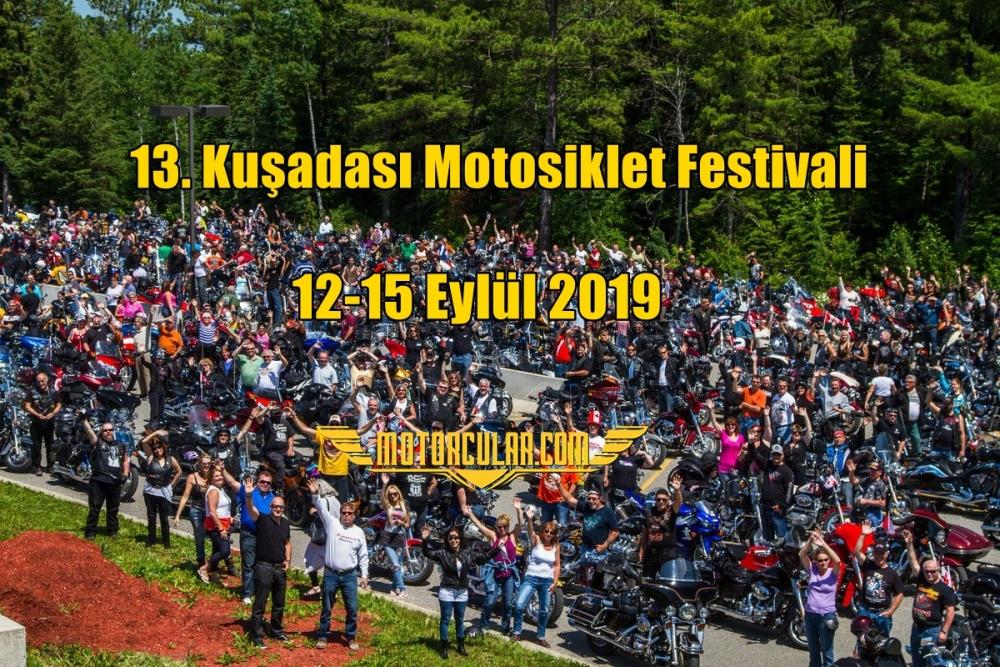 13. Kuşadası Motosiklet Festivali