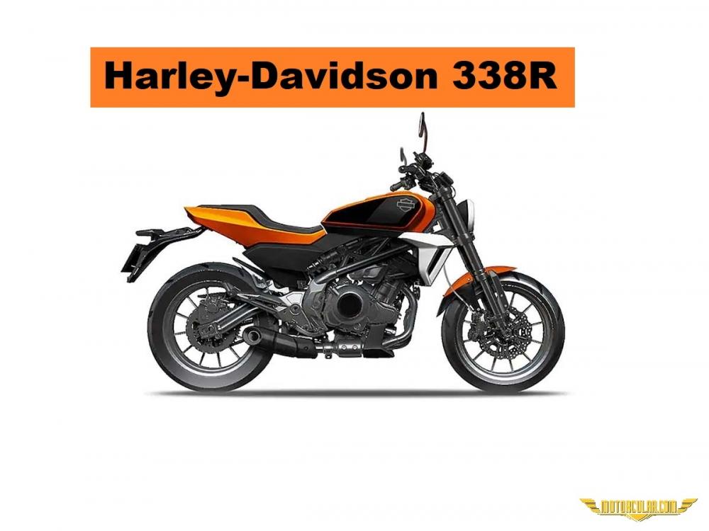 Yeni Harley-Davidson 338R Görüntülendi