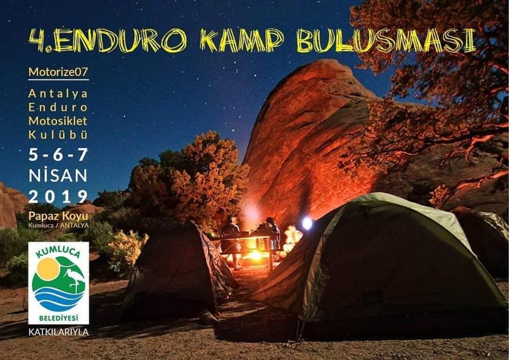 4. Enduro Kamp Buluşması