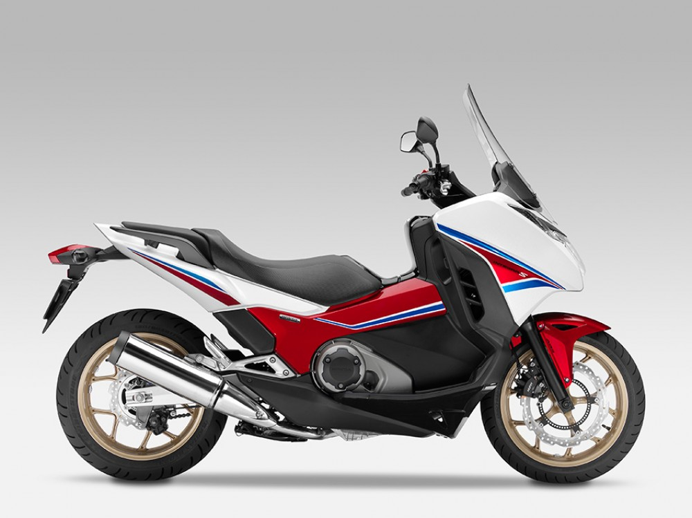 макси Скутер Хонда интегра 700 купить #3