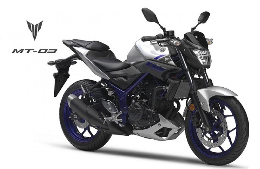 Yamaha MT-03 2016 Modeli Onaylandı