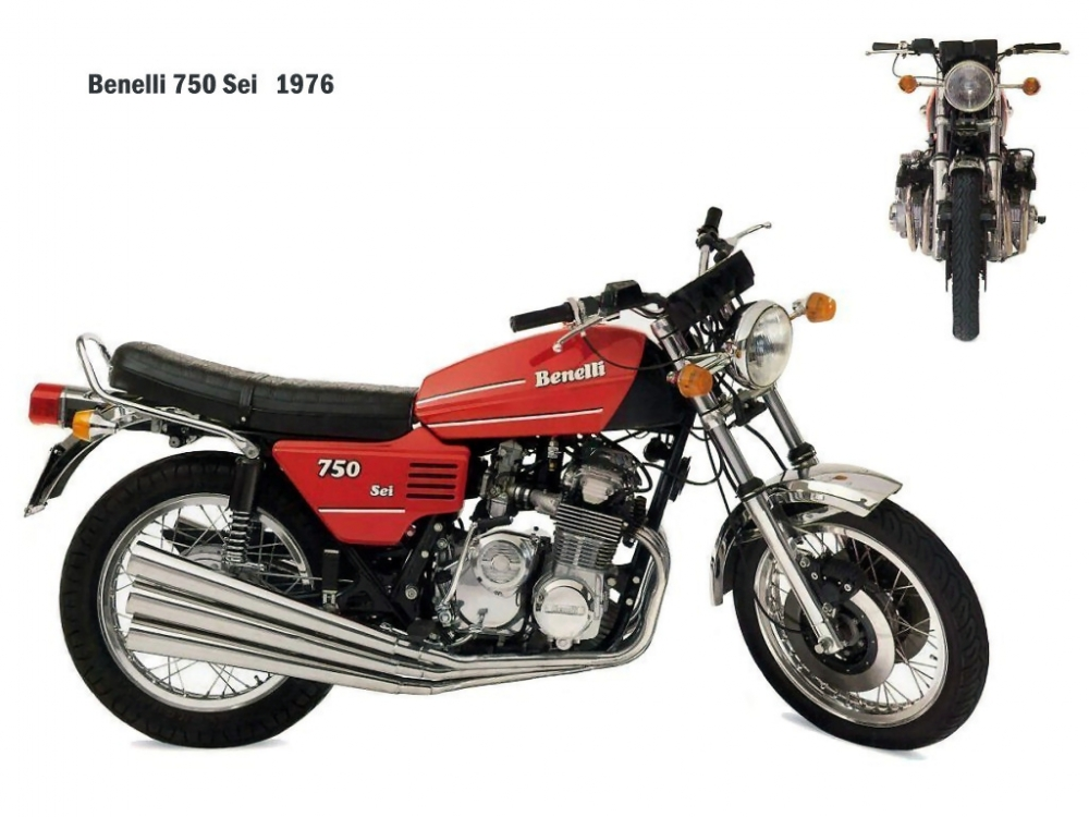 Benell motosklet tarh ve motosklet modeller motosiklet benelli sei 750 1976 altavistaventures Image collections