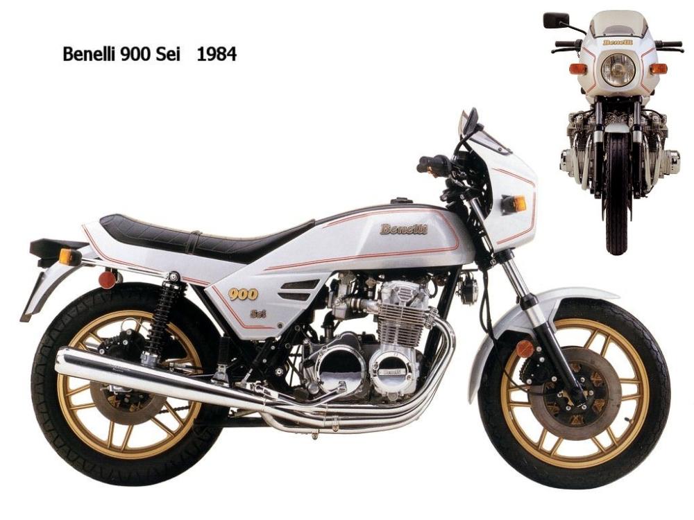 Benell motosklet tarh ve motosklet modeller motosiklet benelli sei 900 1984 altavistaventures Image collections