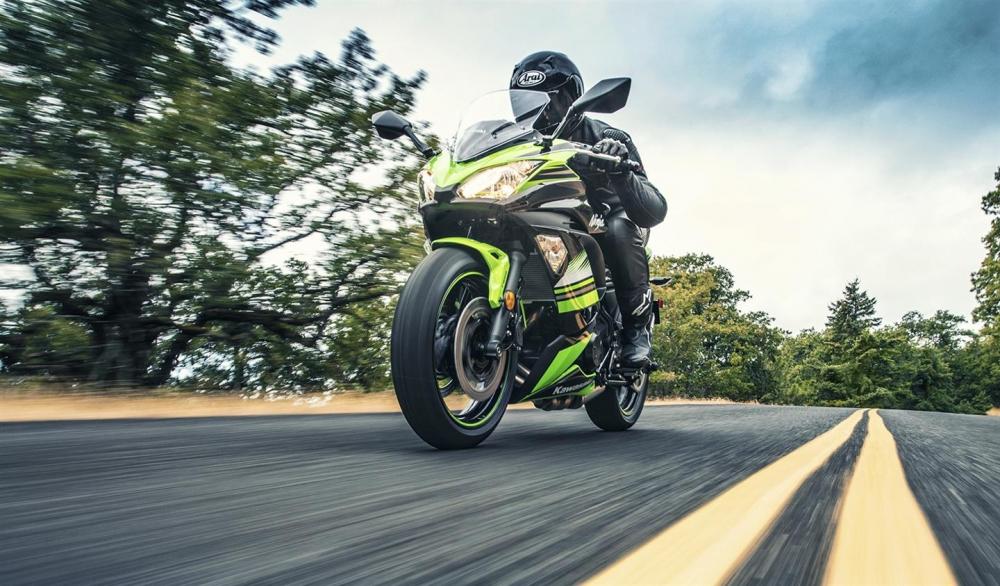 Ninja 650 KRT Edition MY 2017 - Kawasaki France