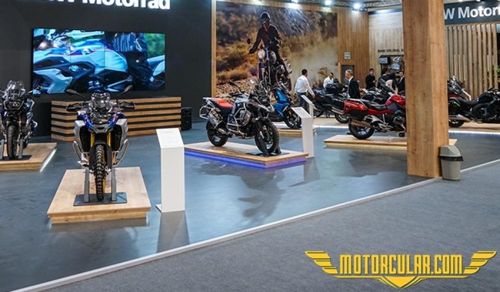 BMW Motorrad Fuar Fırsatları Devam Ediyor