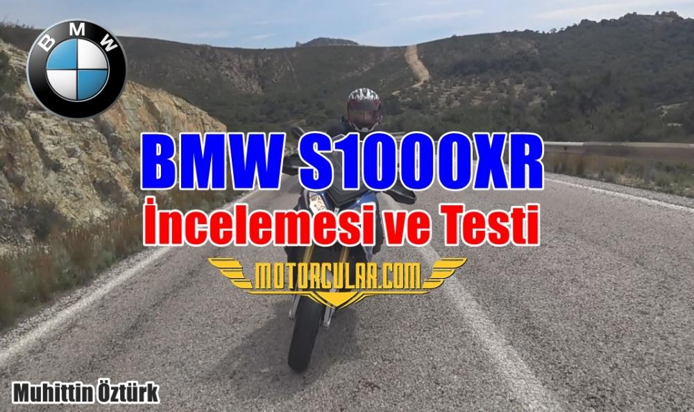 BMW S1000XR Motosiklet İncelemesi