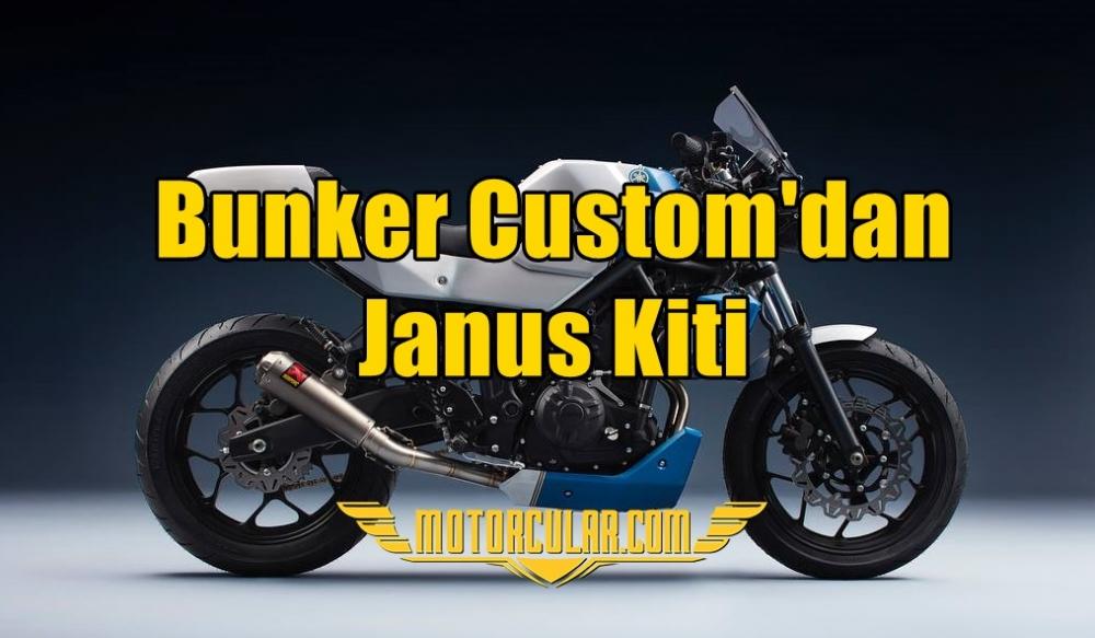 Bunker Custom'dan Janus Kiti