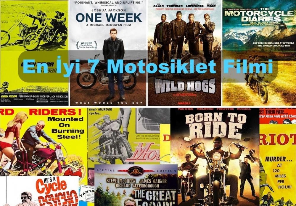 En İyi 7 Motosiklet Filmi