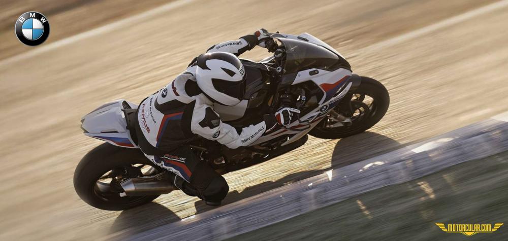 BMW Motorrad S 1000 RR İçin M Performance Parçalarını Sundu