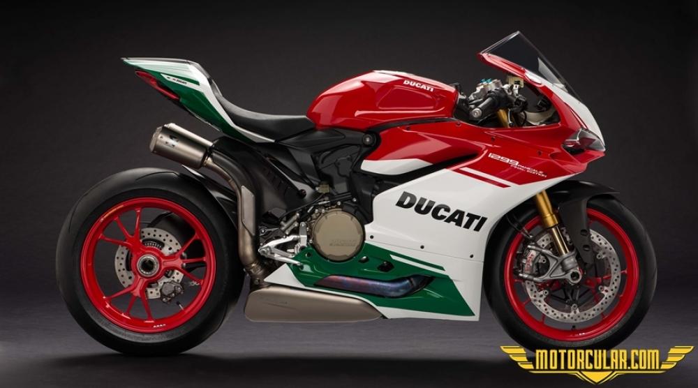 Efsane Bitiyor: Ducati 1299 Panigale R Final Edition