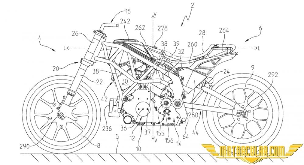 Indian FTR1200'ün Patentleri Çıktı