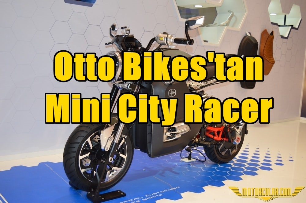 Otto Bikes'tan Mini City Racer