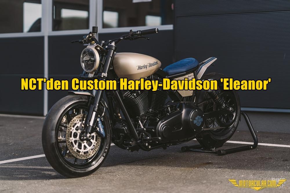 NCT'den Custom Harley-Davidson 'Eleanor'