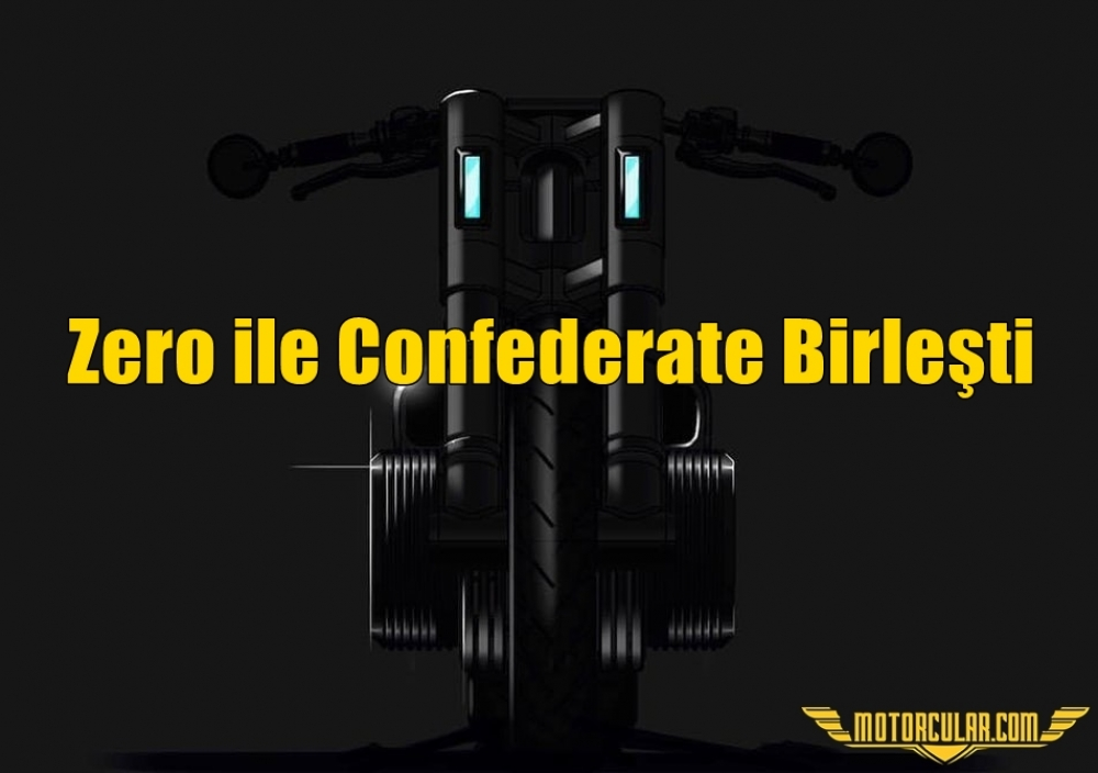 Zero ile Ortaklık Kuran Confederate Elektriğe Odaklandı