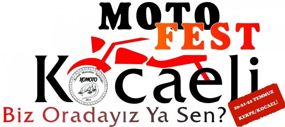 2.Kocaeli Motofest 20-22 Temmuz 2018