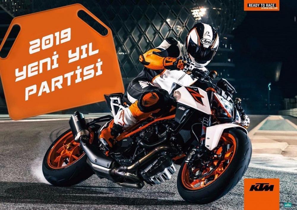 KTM 2019 Yeni Yıl Partisi