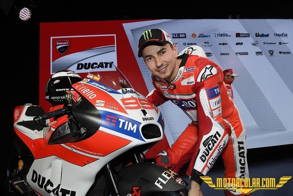 Lorenzo Katalonya MotoGP'sini Kazandı