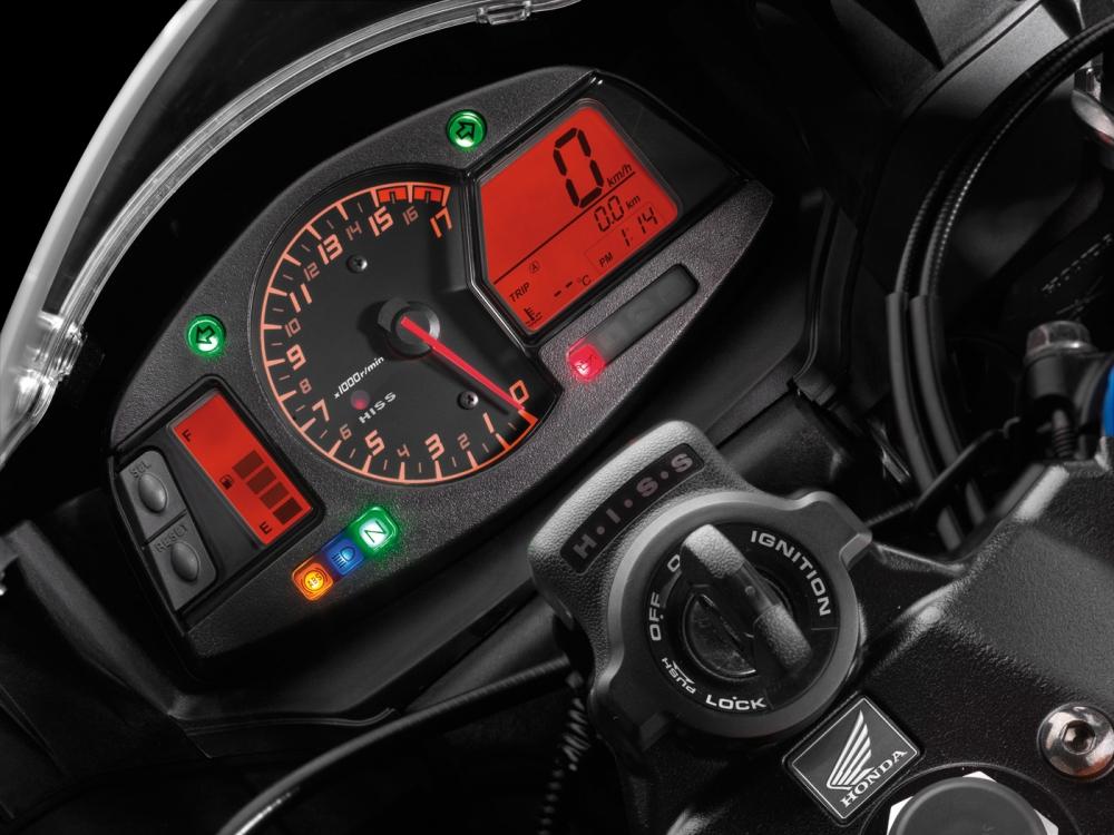Обзор мотоцикла Honda CB 600 F Hornet — BikesWiki ...
