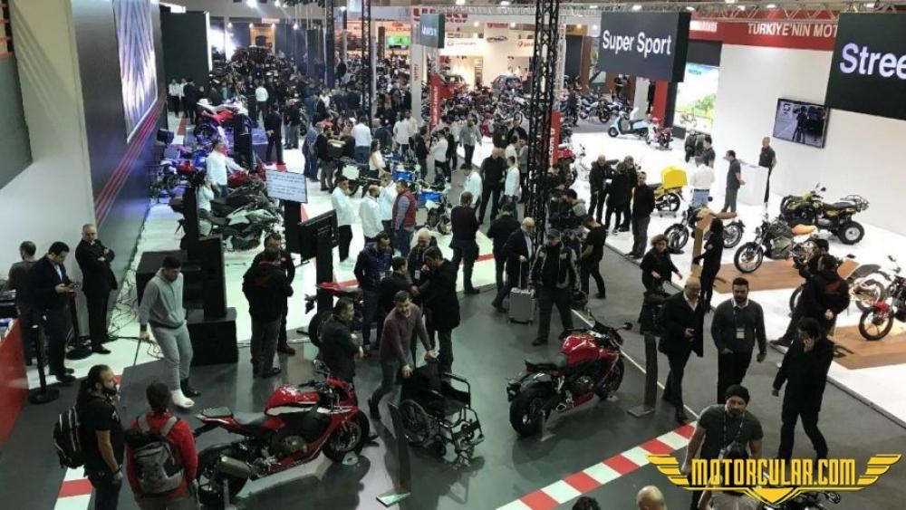Motobike İstanbul 2020 Tarihi Belli Oldu