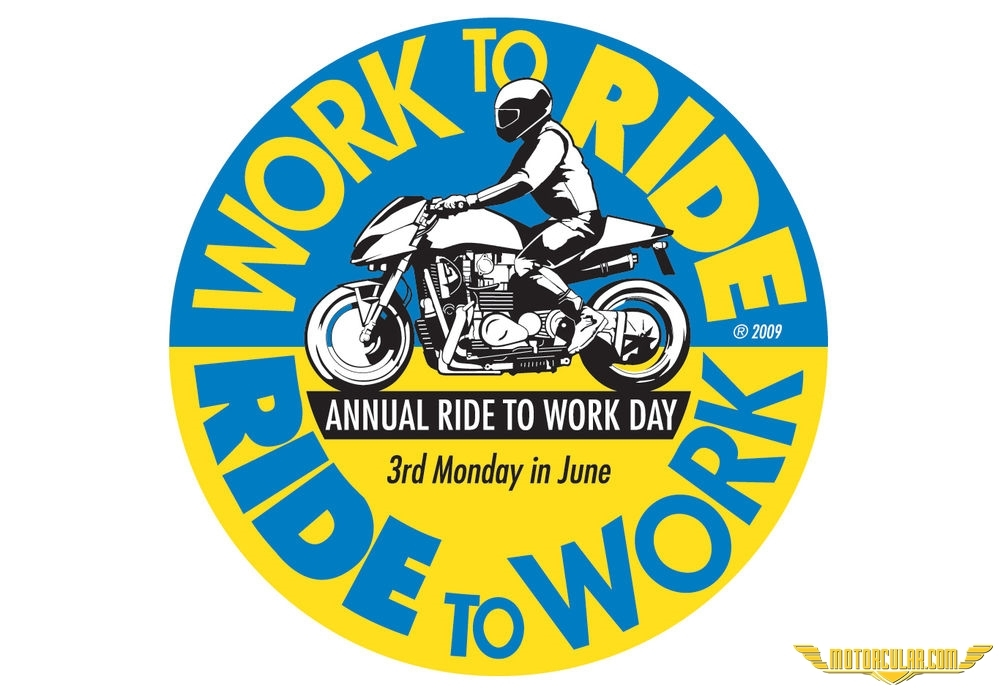 Ride To Work Day - 19 Haziran 2017