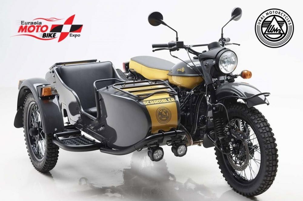 URAL Motosikletleri Artık Türkiye'de!