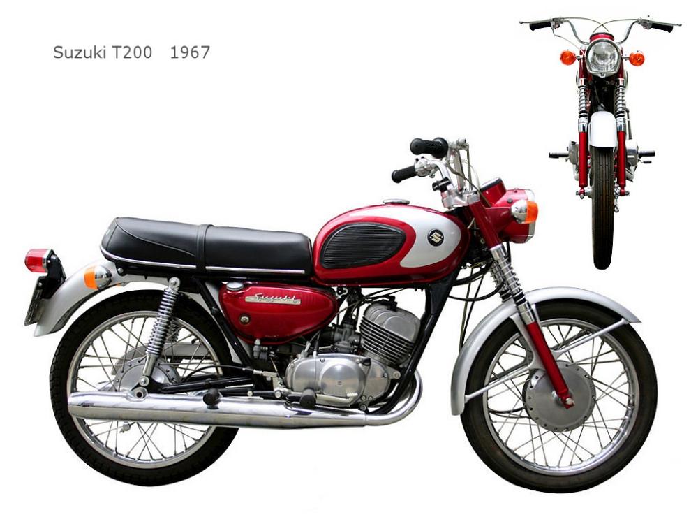 Valuable 1967 suzuki t20 hustler that necessary