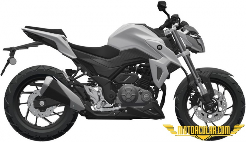Suzuki'den 300 cc'lik Model Geliyor