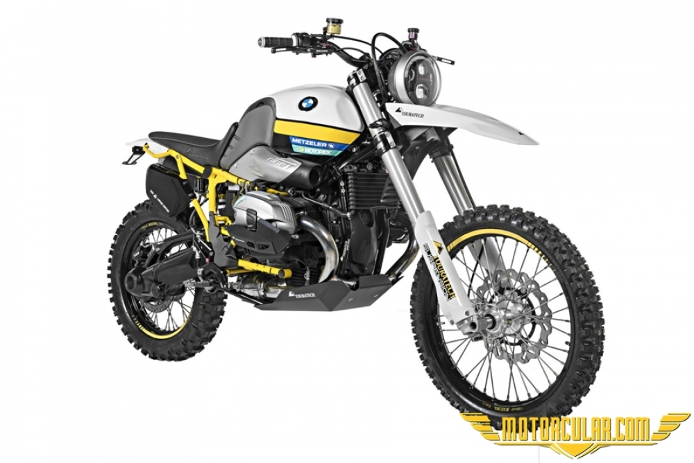 Touratech'ten BMW R9X Limited Edition