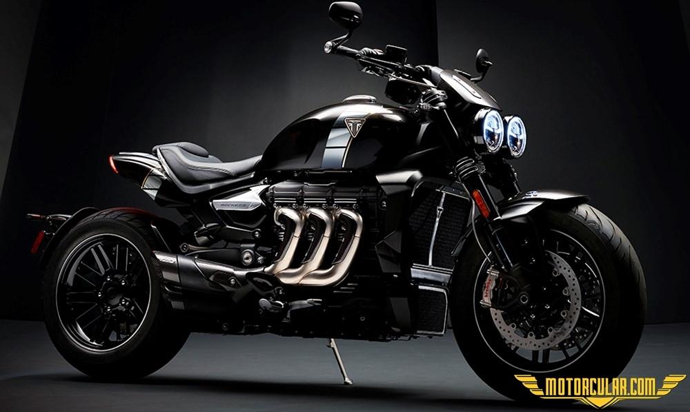 Triumph'ın Yeni Modeli: Rocket TFC