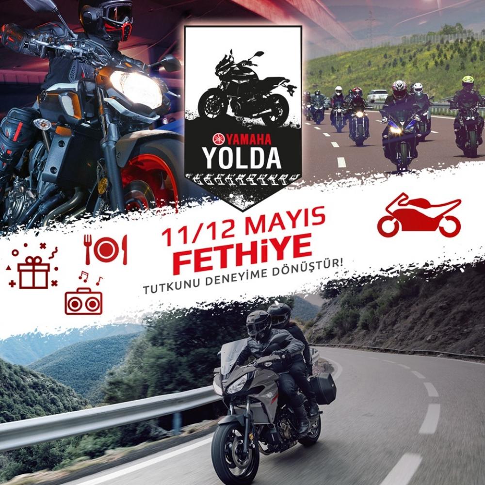 Yamaha Yolda Fethiye