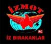 İZMOT İZBIRAKANLAR MOTOSİKLET TUTKUNLARI DERNEĞİ Logo