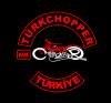 TÜRK CHOPPER MOTOSİKLET KULÜBÜ Logo