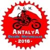 ANTALYA GEZGİN MOTORCULAR KULÜBÜ Logo
