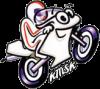 KOCAELİ MOTOSİKLET SPORLARI KULÜBÜ - KMSK Logo