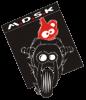 İZMİR MOTORDELİSİ SPOR KULÜBÜ - MDSK Logo