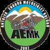 ANTALYA ENDURO MOTOSİKLET İHTİSAS SPOR KULÜBÜ - AEMK Logo