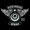SİNOP MOTOR SPORLARI KULÜBÜ Logo