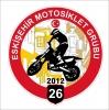 ESKİŞEHİR MOTOSİKLET GRUBU Logo